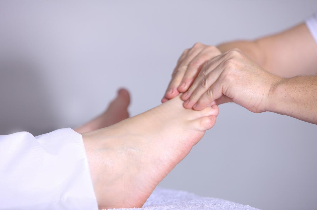Reflexoterapia – Tratament pentru menopauza