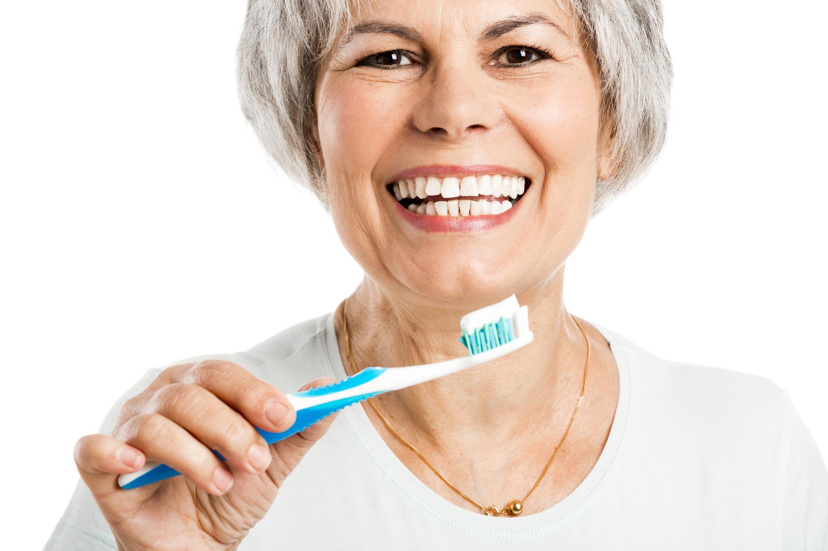 Poate terapia cu estrogen sa combata bolile gingivale la menopauza?