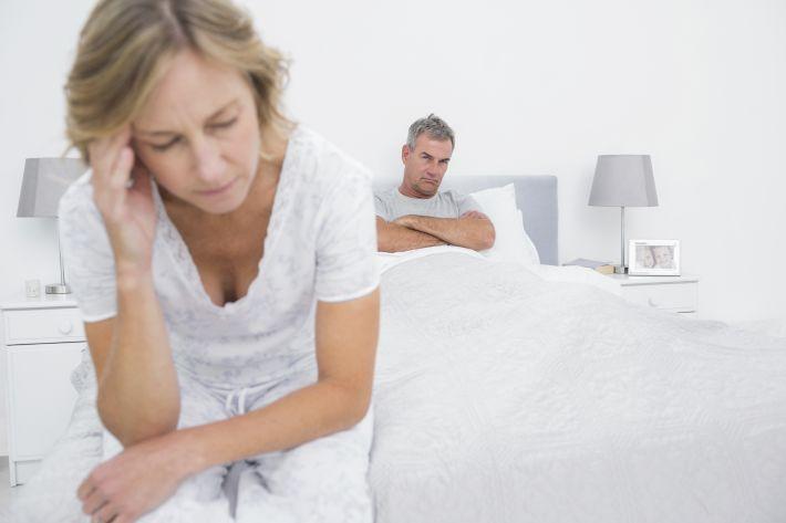Legatura dintre menopauza si piederea libidoului