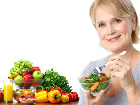 Nutritia la menopauza